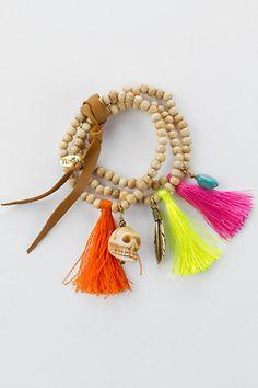 fluro trilogy bracelet