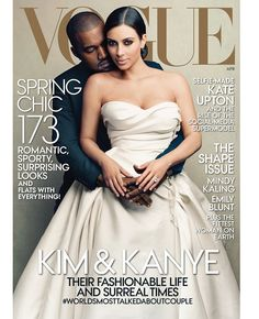 Steal Kim Kardashian's Wedding Dress Style From Her Vogue Cover!