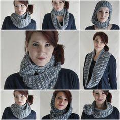crochetknit pattern, hand knitting, pebbl cowl, cowl pattern, knitting patterns