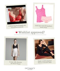 Love it or hate it, Valentine's Day is just 2 days away. What's the no 1 gift you'd like to receive... or give yourself? All items available in stores at INTIMACY - http://myintimacy.com/shop-locator
