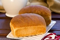 That skinny chick can bake!!!: Whole Wheat Loaves...Baking with Julia