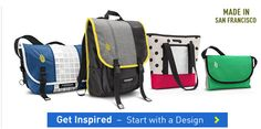 Gift certificate to Timbuk2 so I can design my own bag