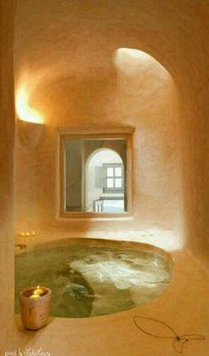Luxury Powder Room | Via ~LadyLuxury~