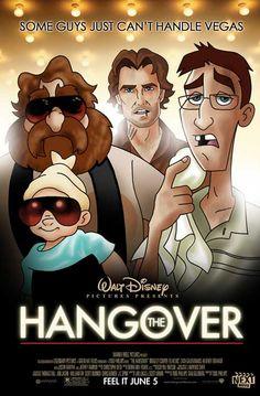 Disneyfied Movies