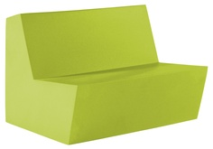 Primary Duo sofa by Quinze & Milan #home #homedecor #decoration #lime #green