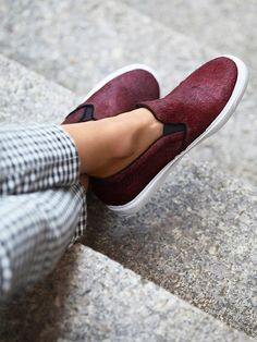 Jeffrey Campbell Sam Slip On Sneaker//