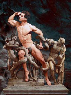 life laocoön, real life, nice sculptur, form ii, art erotico