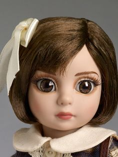 from our 2013 Fall/Holiday Preview, close up: Smart as a Whip Patsy® | Tonner Doll Company $149.99