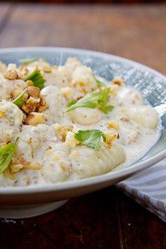 Gorgonzola Gnocchi. Exactly what I crave.