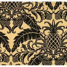 Pineapples by Tommy Bahama Indoor/Outdoor TB02