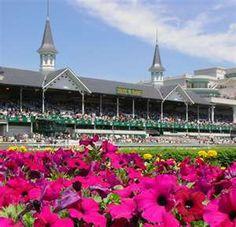 """Kentucky: Churchill Downs -Louisville on Derby Day!   It's is on my """"Bucket List"""""""
