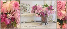 Chateau De Fleurs: Happy Roses