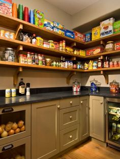 design homes, dream homes, kitchen pantries, butler pantry, dream pantry