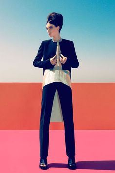 Graphic and Geometric Trend Fall 2012 - Graphic Print Clothing and Accessories - Harper's BAZAAR