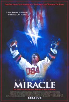 Miracle - saw this when the boys were little, sure they don't remember it!