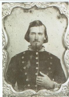5th Alabama Infantry-John Hamilton West Jr.- 4th Corp. Co.I- (Grove Hill Guard) He was captured 3 May 1863 at Fredericksburg, Va. and paroled the following day, then sent to  Washington,  D.C. On 10 May 1863 he was sent to City Point Va. along with 894 Confederate prisoners for exchange.