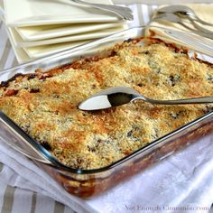 Veggies Gratin With