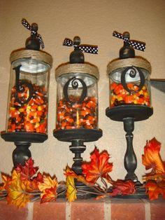 Apothacary Jars are fun!