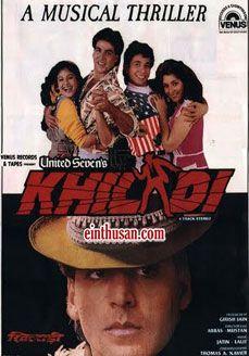 Khiladi hindi movie online