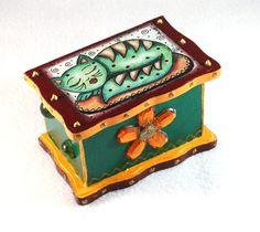 Jewelry Box by maryannfarley