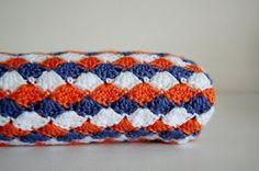 crochet blankets, tutorials, blanket color, crochet cami, colors, hawks, crocheted blankets, blanket pattern, crochetknit idea