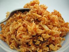 Super Easy Rice Cooker Mexican Rice Recipe