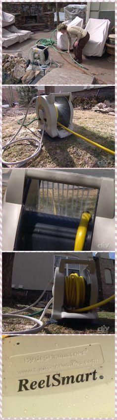Roundup hose wheel by matthew swinton