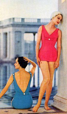 Vintage Swimsuits.