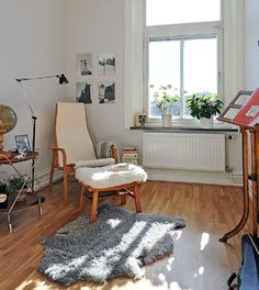 How to Create a Relaxing Reading Corner