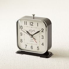 Sprint Alarm Clock #westelm
