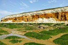 hunstanton cliff