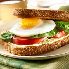 Best Ever Breakfast Sandwich Recipe on Yummly