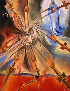 vision of hell salvador dali A review of 'jheronimus bosch - visions of a genius', an exhibition held in his   and transience and choosing an existence ruled by avarice leads to hell  to  salvador dali and escher, to name just a few, is well documented.
