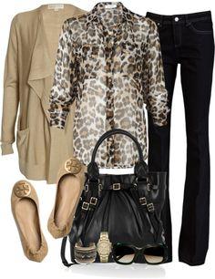 Luxe in Leopard