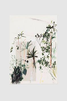 Alicia Galer Kew Forestry Print
