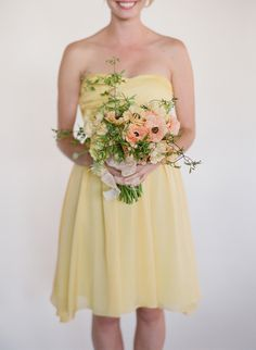 The Hilary bridesmaid dress