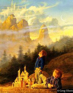 Greg Olsen Dream Castles