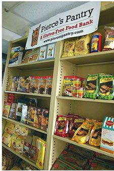 Special-Diet Food Banks - Living Without Article - Food banks are drastically ill-prepared and under-informed about how to handle the special dietary needs of a growing population of people with food allergies and sensitivities. Check out our article on special-diet food banks.