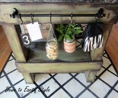 Down to Earth Style: Kitchen Island Accents