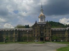 Mid-Atlantic Hauntings and Ghosts: Trans-Allegheny Lunatic Asylum (Weston Hospital) - Weston, West Virginia