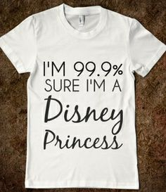 Yes...Let's just be real...I left off the 0.1% to be polite (like a Disney Princess would) ;)