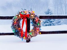 Stunning #christmaswreath #letterstosanta http://www.fatherchristmasletters.co.uk/google