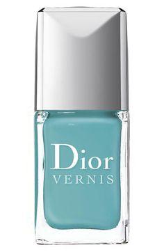 Dior 'Vernis Croisette Collection' Nail Lacquer, St Tropez 401, $23