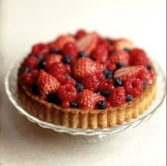 How to make miniature cherry pie
