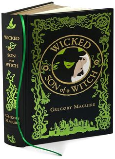 Wicked, and the second book in the series, Son of a Witch. This is what i'm reading right now :)