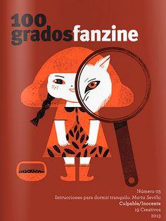 100grados fanzine - Malota - Mar Hernández - www.malota.es