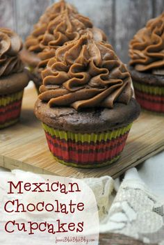 Mexican Chocolate Cu