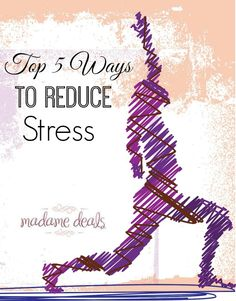 Ask a Nurse: My Top 5 Ways to Reduce Stress #InspireOthers
