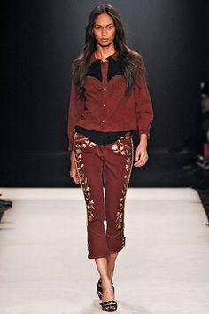 Paris Fall 2012: Dior, Isabel Marant