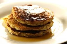 Oatmeal Raisin pancakes